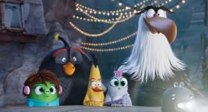 The Angry Birds Movie 2 3D filmstill
