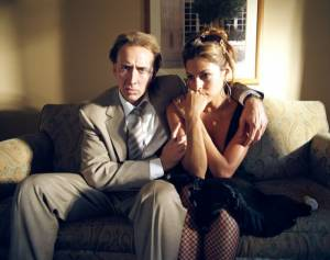 The Bad Lieutenant: Port of Call - New Orleans: Nicolas Cage (Terence McDonagh) en Eva Mendes (Frankie Donnenfeld)