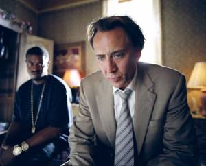 The Bad Lieutenant: Port of Call - New Orleans: Nicolas Cage (Terence McDonagh)