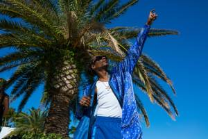 The Beach Bum: Snoop Dogg (Lingerie)
