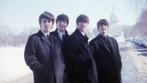 The Beatles: Eight Days a Week - The Touring Years: George Harrison (Zichzelf (archive footage)), John Lennon (Zichzelf (archive footage)), Paul McCartney (Zichzelf (archive footage)) en Ringo Starr (Zichzelf (archive footage))