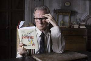The Bookshop: Bill Nighy (Edmund Brundish)