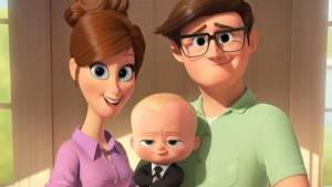 The Boss Baby 3D (NL) filmstill