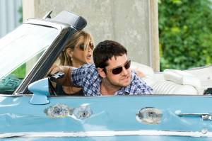 The Bounty Hunter: Jennifer Aniston (Nicole Hurly) en Gerard Butler (Milo Boyd)