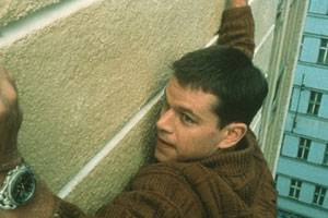 The Bourne Identity: Matt Damon (Jason Bourne)