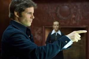 The Box: James Marsden (Arthur Lewis)