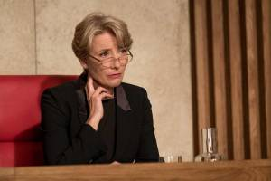 The Children Act: Emma Thompson (Fiona Maye)