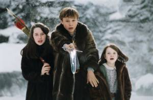 The Chronicles of Narnia: The Lion, the Witch and the Wardrobe filmstill