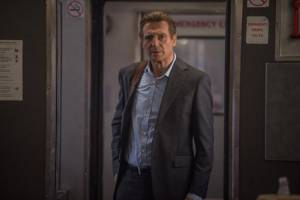 The Commuter: Liam Neeson (Michael MacCauley)
