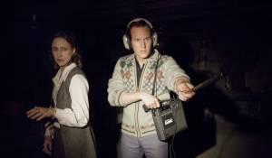 Vera Farmiga (Lorraine Warren) en Patrick Wilson (Ed Warren)