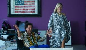 The Counselor: Javier Bardem (Reiner) en Cameron Diaz (Malkina)