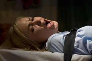 The Crazies: Radha Mitchell (Judy)