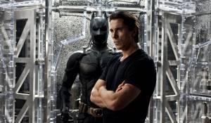 The Dark Knight Rises: Christian Bale (Bruce Wayne / Batman)