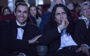 The Disaster Artist: Dave Franco (Greg Sestero) en James Franco (Tommy Wiseau)