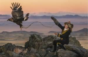 The Eagle Huntress: Aisholpan Nurgaiv (Zichzelf (as Aisholpan))