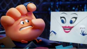 The Emoji Movie 3D filmstill