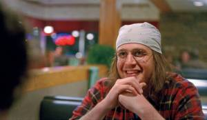 The End of the Tour: Jason Segel (David Foster Wallace)