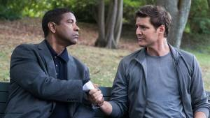 The Equalizer Marathon: Denzel Washington (Robert McCall) en Pedro Pascal