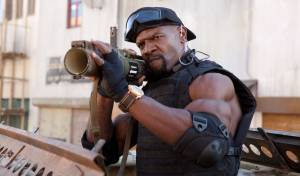 The Expendables 2: Terry Crews (I) (Hale Caesar)
