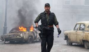 The Expendables 2: Chuck Norris (Booker)