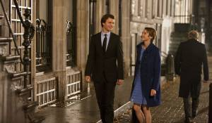 The Fault in Our Stars: Ansel Elgort (Augustus Waters) en Shailene Woodley (Hazel Grace Lancaster)