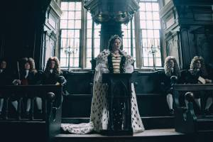 The Favourite: Olivia Colman (Queen Anne)