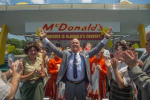 The Founder: Michael Keaton (Ray Kroc)