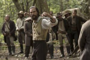 The Free State of Jones: Matthew McConaughey (Newton Knight)