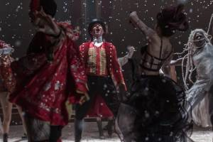 The Greatest Showman: Hugh Jackman (P.T. Barnum)
