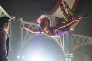 The Greatest Showman: Zac Efron (Phillip) en Rebecca Ferguson (Jenny Lind)
