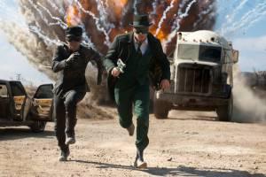The Green Hornet filmstill