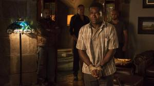 The Gringo: David Oyelowo (Harold Soyinka)