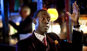 The Guard: Don Cheadle (FBI agent Wendell Everett)