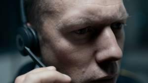 The Guilty: Jakob Cedergren (Asger Holm)