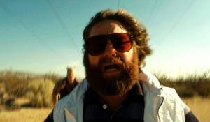 The Hangover Part III: Zach Galifianakis (Alan)