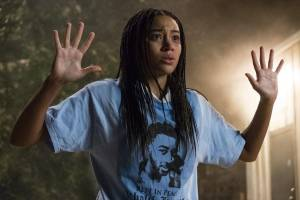 The Hate U Give: Amandla Stenberg (Starr Carter)