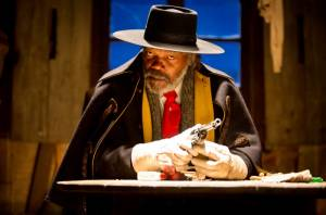The Hateful Eight: Samuel L. Jackson (Major Marquis Warren)