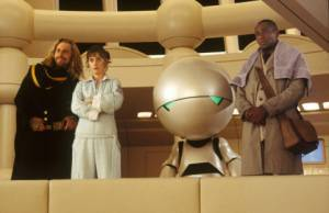 The Hitchhiker's Guide to the Galaxy filmstill