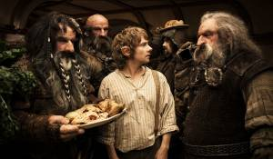 The Hobbit: An Unexpected Journey: Martin Freeman (Bilbo Baggins)