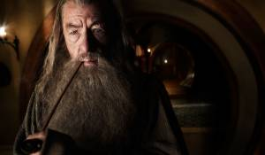 The Hobbit: An Unexpected Journey: Ian McKellen (Gandalf)