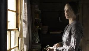 The Homesman: Hilary Swank (Mary Bee Cuddy)