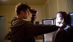 The Host: Max Irons (Jared Howe) en Saoirse Ronan (Melanie Stryder)
