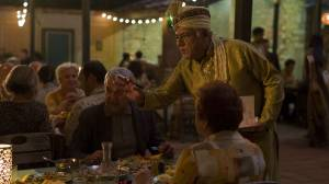 The Hundred-Foot Journey: Om Puri