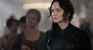 The Hunger Games: Mockingjay - Part 1: Jennifer Lawrence (Katniss Everdeen)