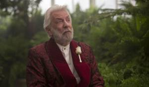 The Hunger Games: Mockingjay - Part 2: Donald Sutherland (President Snow)