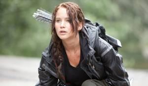 The Hunger Games: Jennifer Lawrence (Katniss Everdeen)