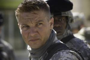 The Hurt Locker: Jeremy Renner (Staff Sergeant William James)