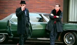 The Iceman: Michael Shannon (Richard Kuklinski) en Ray Liotta (Roy Demeo)