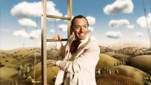 The Imaginarium of Doctor Parnassus: Jude Law (Tony (2nd transformation))