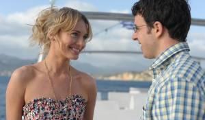 The Inbetweeners Movie: Laura Haddock (Alison) en Simon Bird (Will McKenzie)